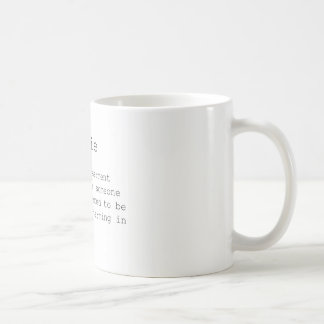 Cutie Foot Coffee Mug