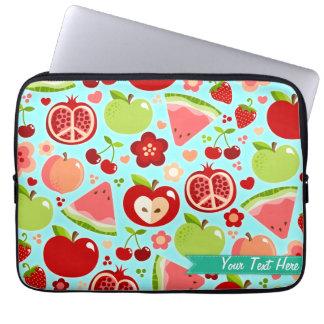 Cutie Fruities Laptop Sleeve