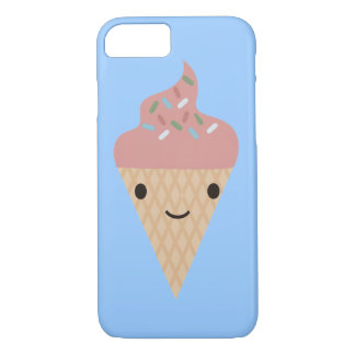 Cutie Ice Cream Cone iPhone 7 Case