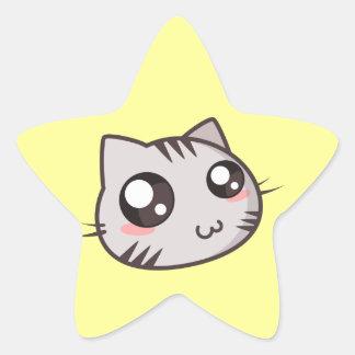 Cutie Kitty Sticker