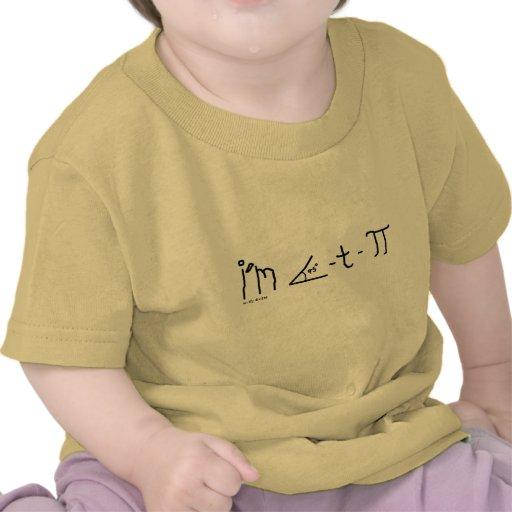 cutie pi baby shirt