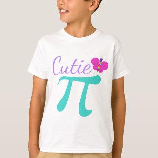 Cutie Pi Cute Pun T-Shirt