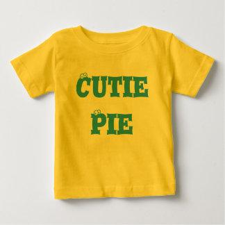 Cutie Pie-Baby-T-Shirt Baby T-Shirt