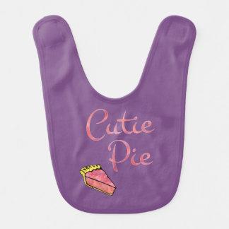 Cutie Pie Bib