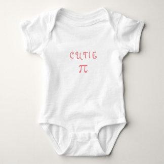 Cutie Pie Cute Baby Girl Infant Bodysuit Creeper