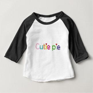 cutie pie tshirt