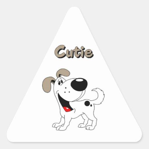 Cutie Sticker
