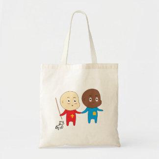 Cutieful Kids Art Babies St. Nicholas Sinterklaas Tote Bag