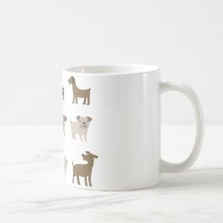 cuts dogs Classic Mug