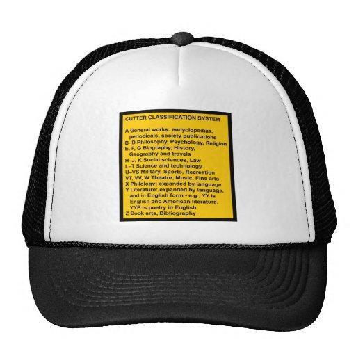 Cutter Expansive Classification Hat
