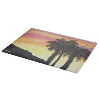 """Cutting Board - """"Desert Dream"""" by All Joy Art"""