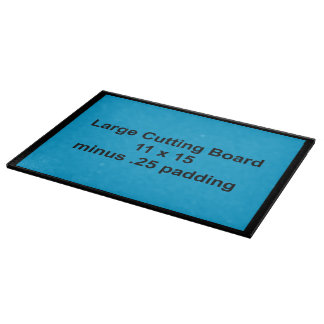 Cutting Board Large Template Fit Horizontal
