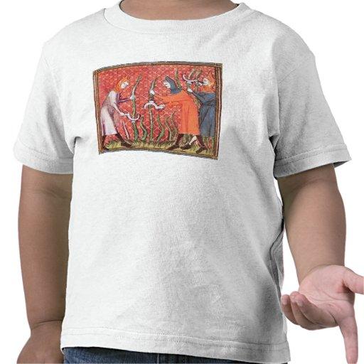 Cutting Trees, from Ovide Moralise Tshirt