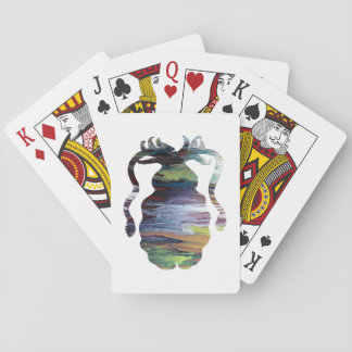 Cuttlefish Playing Cards