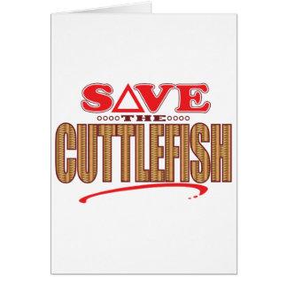 Cuttlefish Save Card