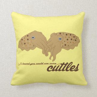 Cuttles Pillow