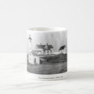Cuttyhunk Lighthouse Mug