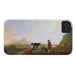 Cuyp's Herdsmen iPhone case