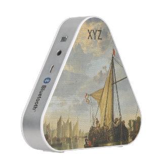 Cuyp's The Maas custom monogram Bluetooth speaker