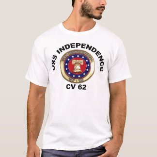 CV 62 Independence T-Shirt
