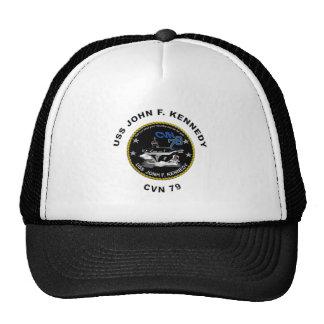 CVN-79 USS John Kennedy Cap