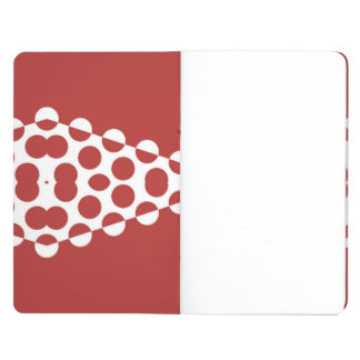 CVPA20031 Red Afternoon Bubbles Journal