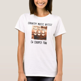 Cw Cooper Fan Second Time Around T-Shirt