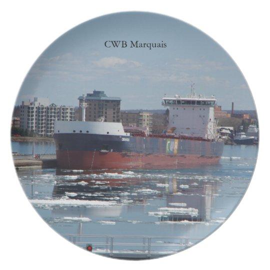 CWB Marquais plate