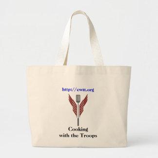 CwtT Products Jumbo Tote Bag