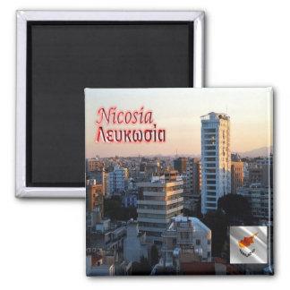 CY - Cyprus - Nicosia Magnet