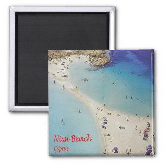 CY - Cyprus - Nissi - Beach Magnet