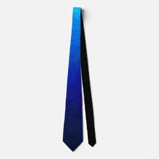 Cyan Circular - Tie