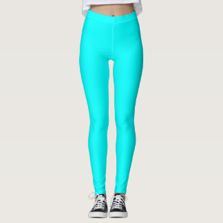 Cyan Leggings