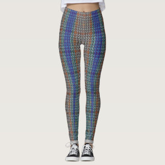 CYAN LINKS LEGGINGS