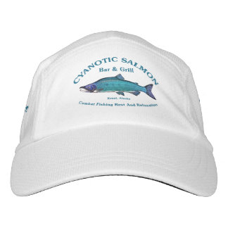 Cyanotic Salmon Bar & Grill Hat