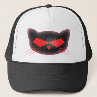 Cyber-Cat Trucker Hat