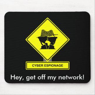 Cyber Espionage Mousepad