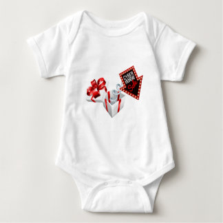 Cyber Monday Box Spring Sale Sign Baby Bodysuit