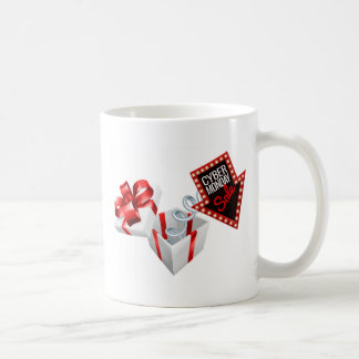 Cyber Monday Box Spring Sale Sign Coffee Mug