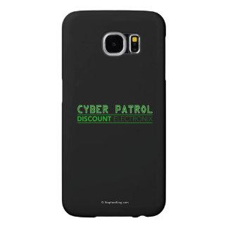 Cyber Patrol Samsung Galaxy S6 Cases