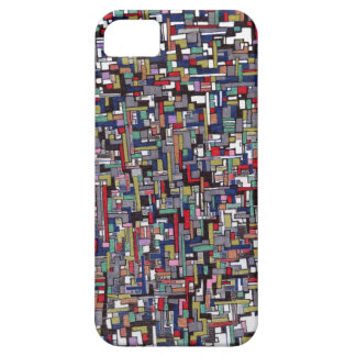 Cyber Pop Abstract Fractal Designs Barely There iPhone 5 Case