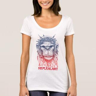 Cyberpunk ape T-Shirt