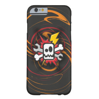 Cyberpunk Barely There iPhone 6 Case