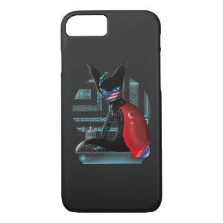 Cyberpunk Ninja Cat iPhone 8/7 Case