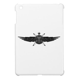 Cyberspace Senior Officer Badge - Black Cover For The iPad Mini