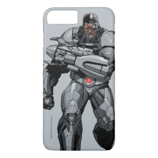 Cyborg iPhone 8 Plus/7 Plus Case