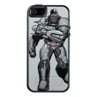 Cyborg OtterBox iPhone 5/5s/SE Case