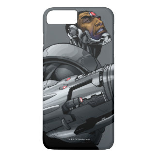 Cyborg & Weapon Bust 2 iPhone 7 Plus Case