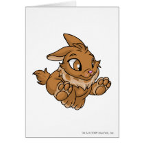 Cybunny Brown cards