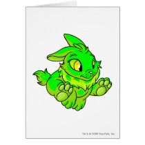 Cybunny Glowing cards